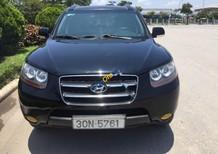 Cần bán gấp Hyundai Santa Fe MLX 2.0L sản xuất 2008, màu đen, xe nhập, giá tốt