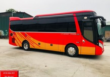 Các ưu thế của xe thaco TB85S-W200- Xe 29 chỗ mẫu mới 2018 với 6 bầu hơi