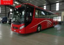 Dòng xe 47 chỗ của thaco động cơ weichai 336 phiên bản cao cấp. Hỗ trợ ĐK, ĐK