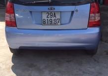 Xe Kia Morning Slx 2006, màu xanh lam, nhập khẩu