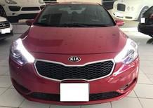 Bán KIA K3 1.6 số sàn màu đỏ, sản xuất 2014, đăng ký lần đầu tháng 01/2015
