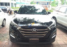 Salon ôtô Long Biên bán Hyundai Tucson 2.0 AT năm 2017, màu đen