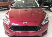 Cần bán xe Ford Focus Trend 1.5L AT đời 2018, màu đỏ, giá 570tr, LH: 0918889278