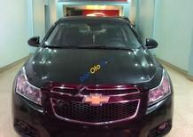 Bán ô tô Chevrolet Cruze năm 2010, màu đen, giá 310tr