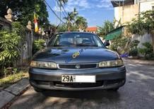 Cần bán gấp Mazda 626 sản xuất năm 1995, màu xám, nhập khẩu xe gia đình, giá tốt