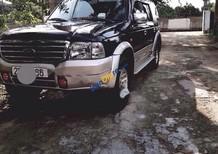 Bán ô tô Ford Everest 2.5L 4x2 MT sản xuất năm 2006, màu đen, giá tốt