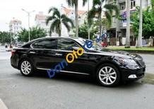 Cần bán xe Lexus LS 460L 2007, màu đen