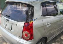 Cần bán xe Kia Morning đời 2008, màu bạc, nhập khẩu nguyên chiếc xe gia đình
