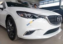 Cần bán Mazda 6 2.0L Premium sản xuất năm 2018, màu trắng