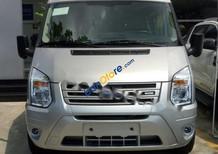 Bán Ford Transit Limited năm 2018, màu bạc