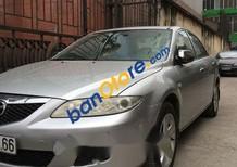 Cần bán xe Mazda 6 năm 2003, màu bạc chính chủ, giá chỉ 230 triệu
