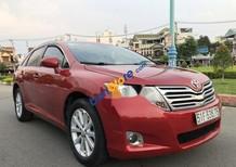 Cần bán xe Toyota Venza 2.7 2010, màu đỏ số tự động, giá 765tr