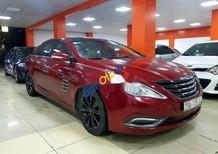 Bán Hyundai Sonata 2.0 AT 2011, màu đỏ, nhập khẩu nguyên chiếc chính chủ, 549 triệu
