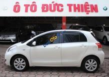 Cần bán Toyota Yaris 1.3 AT sản xuất năm 2009, màu trắng, nhập khẩu chính chủ