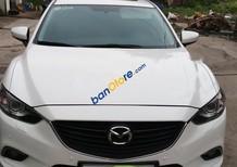 Cần bán gấp Mazda 6 At sản xuất năm 2015, màu trắng, giá chỉ 735 triệu