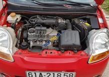 Cần bán lại xe Chevrolet Spark sản xuất năm 2010, màu đỏ