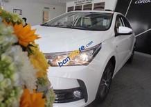Toyota Nha Trang bán Toyota Corolla 1.8G sản xuất 2018, màu trắng, hỗ trợ ngân hàng