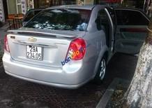 Chính chủ bán Chevrolet Lacetti EX năm 2011, màu bạc