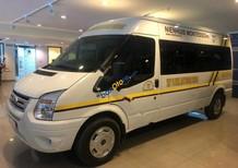 Bán Ford Transit 2.4L MEDIUM năm 2016, màu trắng
