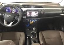 Bán Toyota Hilux năm sản xuất 2015, màu đen, nhập khẩu