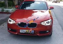 Bán BMW 1 Series 116i đời 2013, xe nhập, màu cam