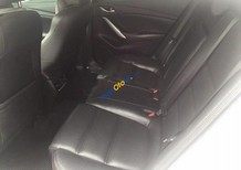 Bán Mazda 6 2.5 sản xuất 2016, màu trắng