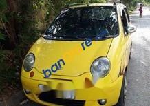 Bán ô tô Daewoo Matiz sản xuất năm 2003, màu vàng
