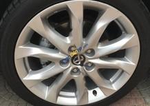 Cần bán Mazda 3 2.0 AT sản xuất năm 2016, màu trắng, giá 670tr
