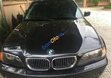 Bán BMW 3 Series sản xuất 2002, màu đen
