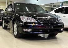 Bán Toyota Camry đời 2005, màu đen