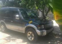 Cần bán gấp Mitsubishi Pajero đời 1992, màu xanh lam, nhập khẩu nguyên chiếc