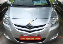 Bán Toyota Vios 1.5E MT năm 2009, màu bạc chính chủ, giá tốt