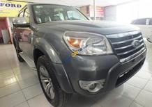 Cần bán xe Ford Everest 2.5L 4x2 AT năm 2010, màu xanh lam