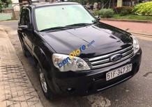 Cần bán xe Ford Escape XLS 2.3 AT đời 2009, màu đen, 415tr