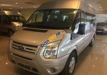 Bán Ford Transit Limited năm 2018, màu bạc giá cạnh tranh