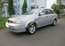 Bán Daewoo Lacetti sản xuất năm 2004, màu bạc, giá tốt