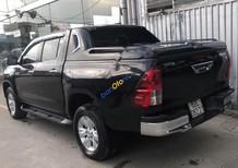 Bán ô tô Toyota Hilux XLS AT sản xuất năm 2016, màu đen