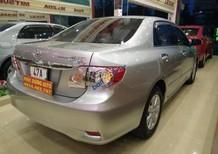 Cần bán xe Toyota Corolla altis 1.8G AT 2009, màu bạc xe gia đình, giá 450tr