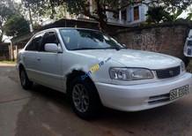 Cần bán lại xe Toyota Corolla GLi 1.6 MT sản xuất năm 1997, màu trắng