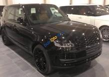 Bán LandRover Range Rover Autobiography LWB 5.0 sản xuất 2018, màu đen, xe nhập