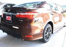 Cần bán Toyota Corolla altis 2.0V đời 2014, màu nâu