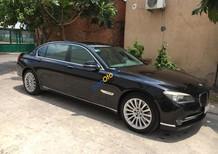 Cần bán xe BMW 7 Series 740Li năm 2009, màu đen, xe nhập