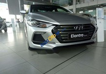 Bán Hyundai Elantra Sport 1.6 Turbo năm sản xuất 2018, màu bạc, giá chỉ 950 triệu