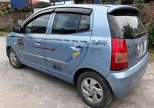 Cần bán lại xe Kia Morning năm sản xuất 2007, màu xanh lam, nhập khẩu nguyên chiếc chính chủ, 155 triệu