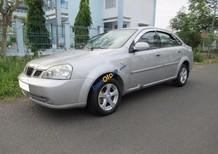 Bán ô tô Daewoo Lacetti 2004, màu bạc