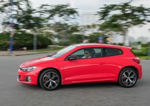 Bán ô tô Volkswagen Scirocco 2.0L TSI đời 2017, màu đỏ, xe nhập