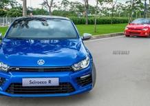 Bán Xe Volkswagen Scirocco R coupe 2 cửa xe Đức nhập khẩu nguyên chiếc chính hãng mới 100%. LH 0933 365 188