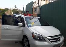 Bán xe Honda Odyssey Touring đời 2007, màu trắng, xe nhập ít sử dụng
