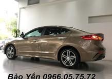 Elantra Sport màu vàng cát, khuyến mãi lớn tại Hyundai Hoàng Diệu