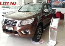Cần bán xe Nissan Navara VL đời 2017, màu nâu, nhập khẩu chính hãng, giá 815tr